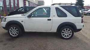 2004 Land Rover Freelander with low kms
