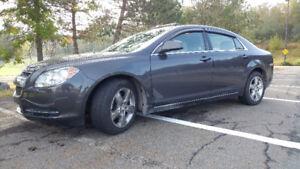 2011 Chevrolet Malibu Platinum Sedan