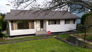 Well Renoed Whole House for Rent in New West