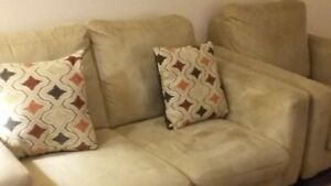 BRAND NEW -- NEVER USED THROW PILLOWS