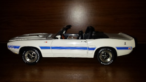 1:18 Scale Die-Cast Cars