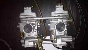 2001 ZR 600 CARBURETORS