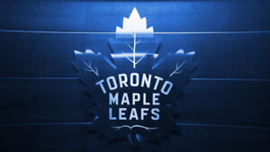 FACE VALUE! 4 PACK TO TOMORROWS GAME LEAFS V ST LOUIS!