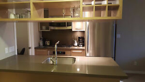 Furnished 1 bdrm + den condo at The Capitol Residences! Downtown-West End Greater Vancouver Area image 5