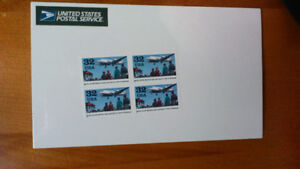 Berlin Airlift delivers food and fuel in 1948-49 blockade Stamps