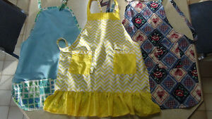 Kids aprons,will fit from toddler to about 7 Regina Regina Area image 2