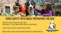 Child Safety with Dogs: Preventing the Bite Talk