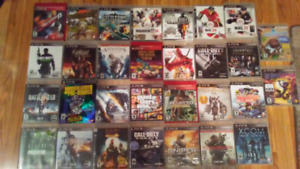 Ps3 Games $10 each or 30 for $200