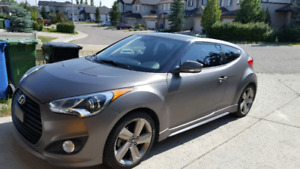 2013 Veloster Turbo Automatic