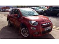 2015 Fiat 500X 1.6 Multijet Lounge 5dr Manual Diesel Hatchback