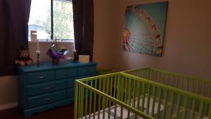 Baby Cribs - Lime