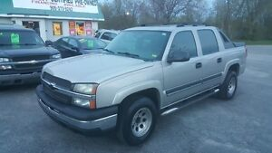 CHEVROLET AVALANCHE PICKUP TRUCK  *** CERTIFIED *** $8995