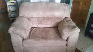 Large, comfy chair