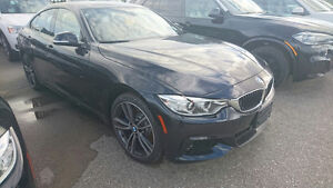 Lease Takeover! 2016 BMW 435i Grand Coupe l M Performace Pkg