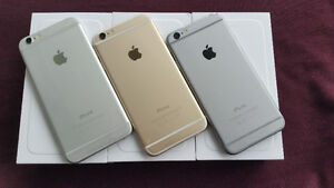 Brand New Apple IPhone 6, 16G-64G, All Networks, Warranty