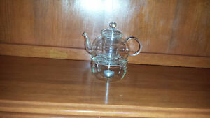 glass tea-pot West Island Greater Montréal image 1