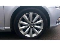 2013 Volkswagen Passat 2.0 TDI Bluemotion Tech Highli Manual Diesel Saloon
