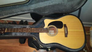 Sigma Electric Acoustic Guitar