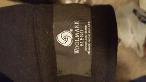 Le chateau Black Wool Pea Coat  Size XXS Regina Regina Area image 3