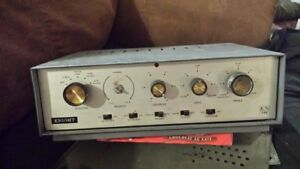 Vintage Knight KN735 Deluxe Stereo Amplifier