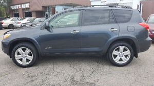 2007 Toyota RAV4 SPORT SUV, Crossover - LOW KM! NEW TIRES! Kitchener / Waterloo Kitchener Area image 2