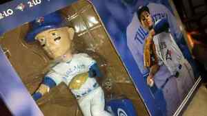 2-LO bobblehead blue jays game BNIB