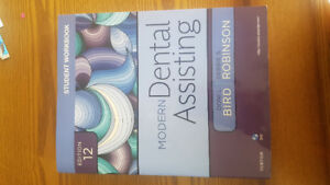 USED Dental assisting & hygiene books