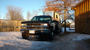 1998 chev dually 4x4