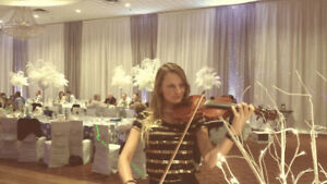 Violinist for Weddings and Special Events!!!