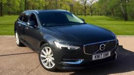 Volvo V90 D5 P/PULSE AWD INSCRIPTION PRO SAVILLE GREY MET