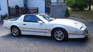 1985 Trans Am WS6 REDUCED