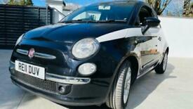 image for 2011 Fiat 500C 0.9 TwinAir Lounge Dualogic 2dr Convertible Petrol Automatic