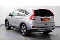 2017 Honda CR-V 1.6 i-DTEC SR Diesel silver Manual
