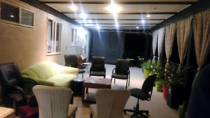 Fully Furnished main floor of house for rent