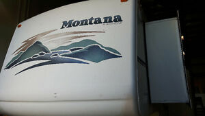 32RL Keystone Montana 5th wheel 1999