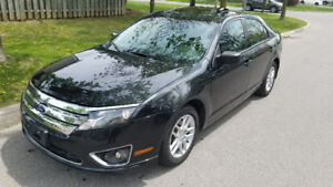 2010 Ford Fusion SEL - CERTIFIED! 120KMS! LOADED! WE PAY HST!