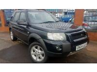 2004 LAND ROVER FREELANDER 2.0 TD4 HSE AUTOMATIC