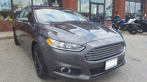 2016 Ford Fusion SE 1.5L EcoBoost-6 Speed Automatic