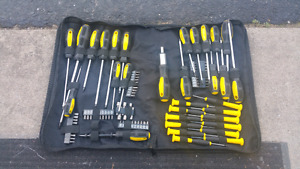 Large Screwdriver Set