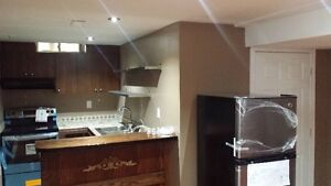 Basement for Rent (newly built) in Milton, ON with Parking