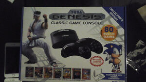 Sega classic 80 built in games collectors eddition
