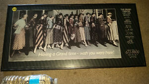 Amazing framed picture from the Grand Theatre only $10..........