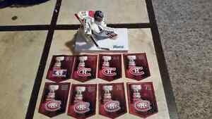 Carey Price Mcfarlane figure and cards for sale