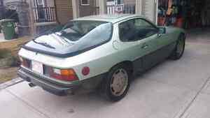 Rare 1980 Porsche 924 turbo lower price