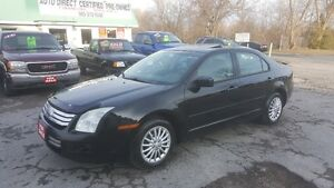 2009 FORD FUSION *** LOADED / SUNROOF ***  CERT $3995