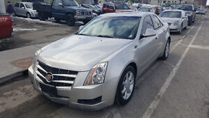 2008 Cadillac CTS - Rare 6 Speed, Loaded