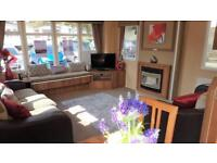 Willerby Salisbury 3 bedroom 8 berth static caravan for sale at Pendine Sands