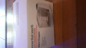 New never used food processor