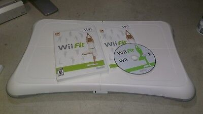 Wii Fit With Balance Board -TESTED- IN GOOD CONDITION.