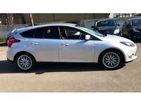 2014 Ford Focus 1.0 EcoBoost Zetec Navigator 5 Manual Petrol Hatchback
